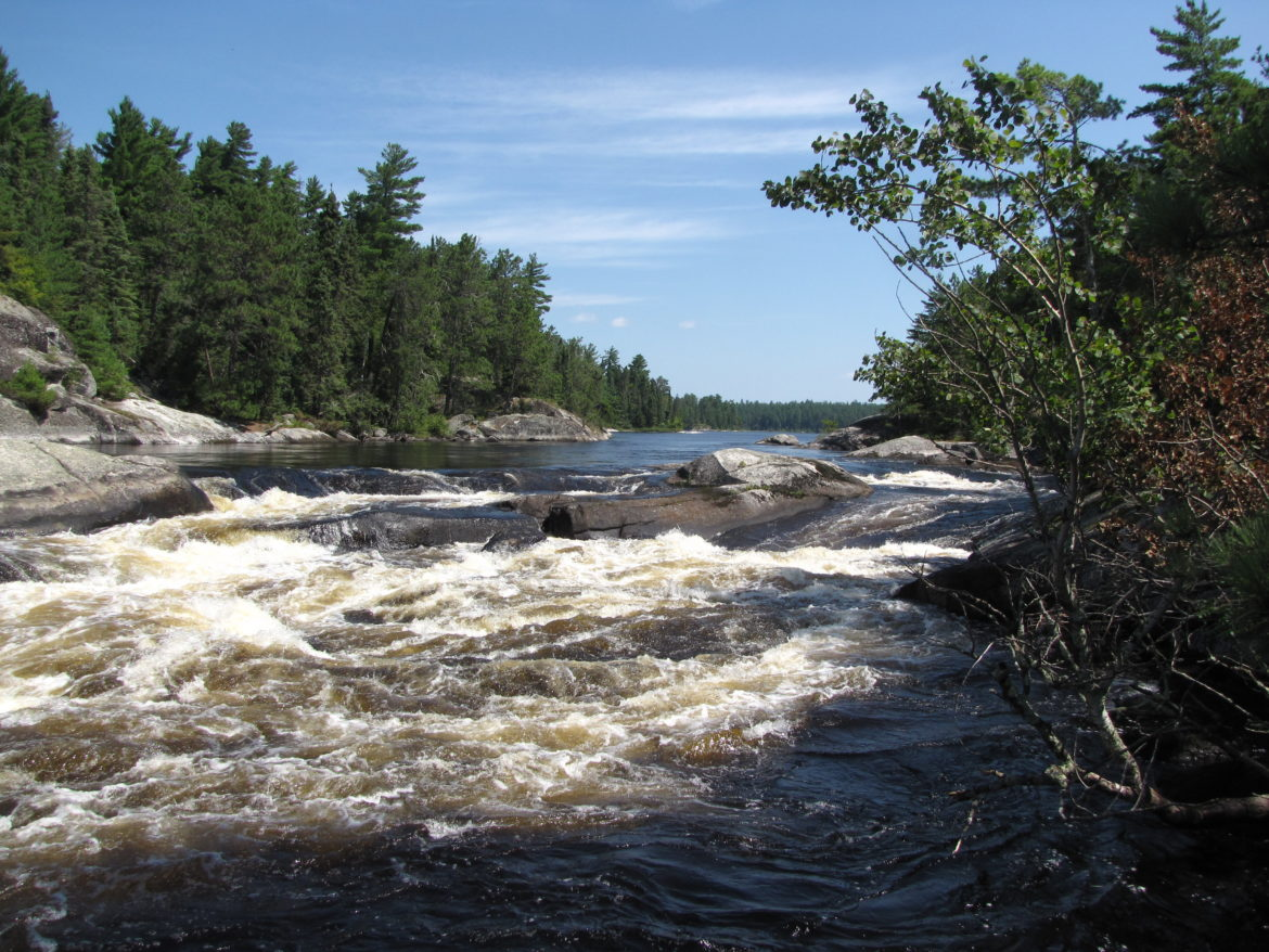 Chatterton Falls Route