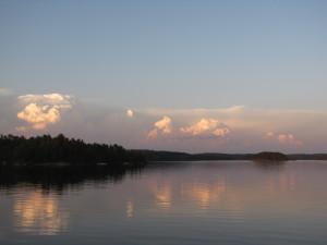 Rawn Lake, Quetico Provincial Park
